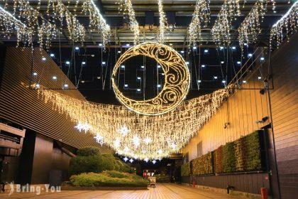 【日本聖誕點燈】2018~2019大阪聖誕燈飾、神戶光之祭典、京都嵐山花燈路