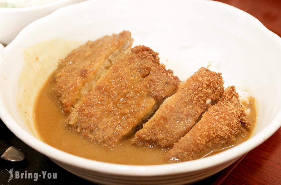 大阪城美食-得正咖哩烏龍麵