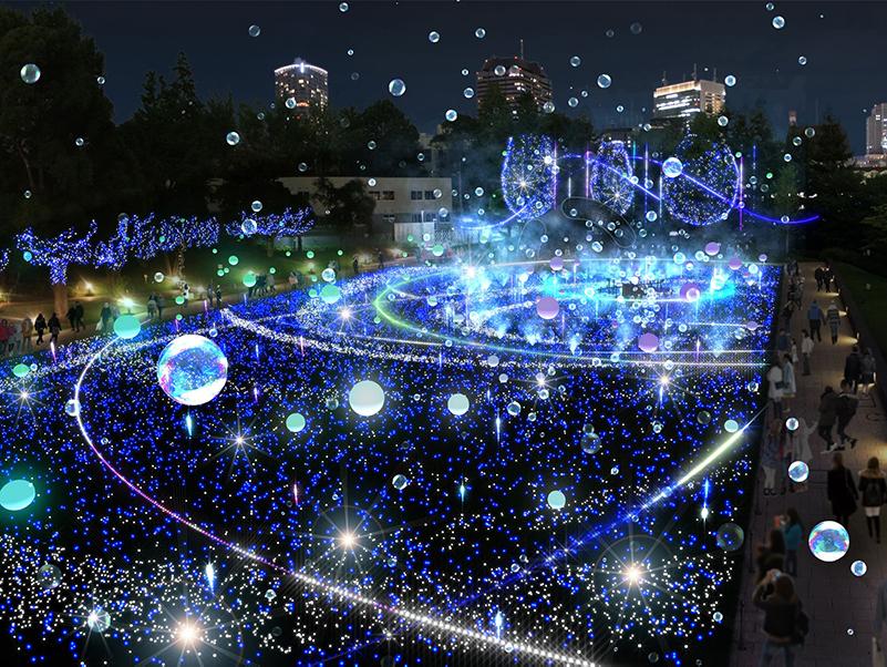 【東京聖誕節活動】2020冬季限定!東京6大必看聖誕點燈&聖誕市集