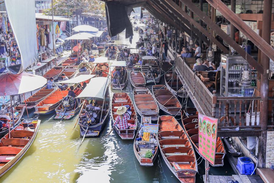 曼谷好玩景點