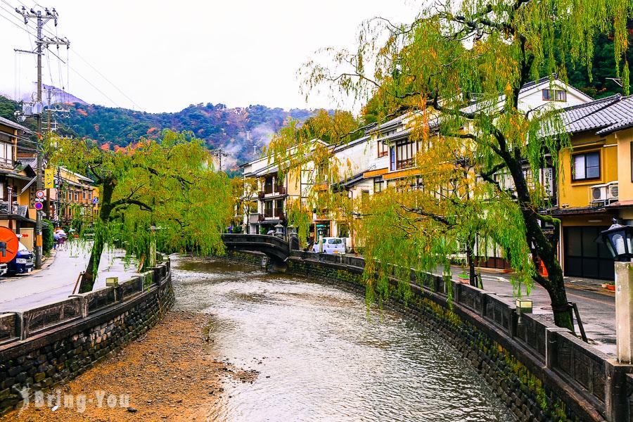【日本關西|兵庫景點】城崎溫泉一日遊散策(含交通、七大外湯、溫泉街)