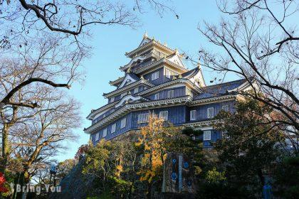 【日本岡山自由行】岡山散策,好玩旅遊景點行程規劃懶人包