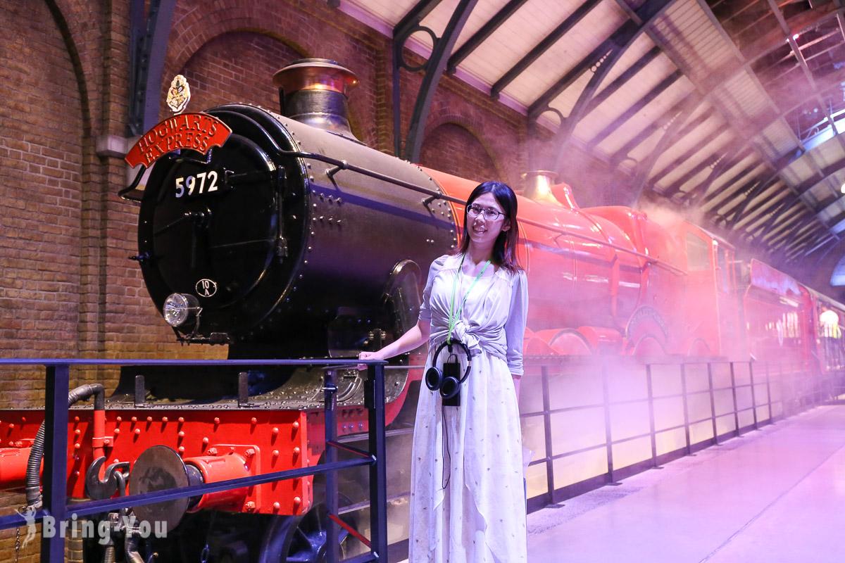 【英國倫敦景點】哈利波特片場10大不可錯過的必玩點實玩、必買心得分享(Harry Potter Studio)