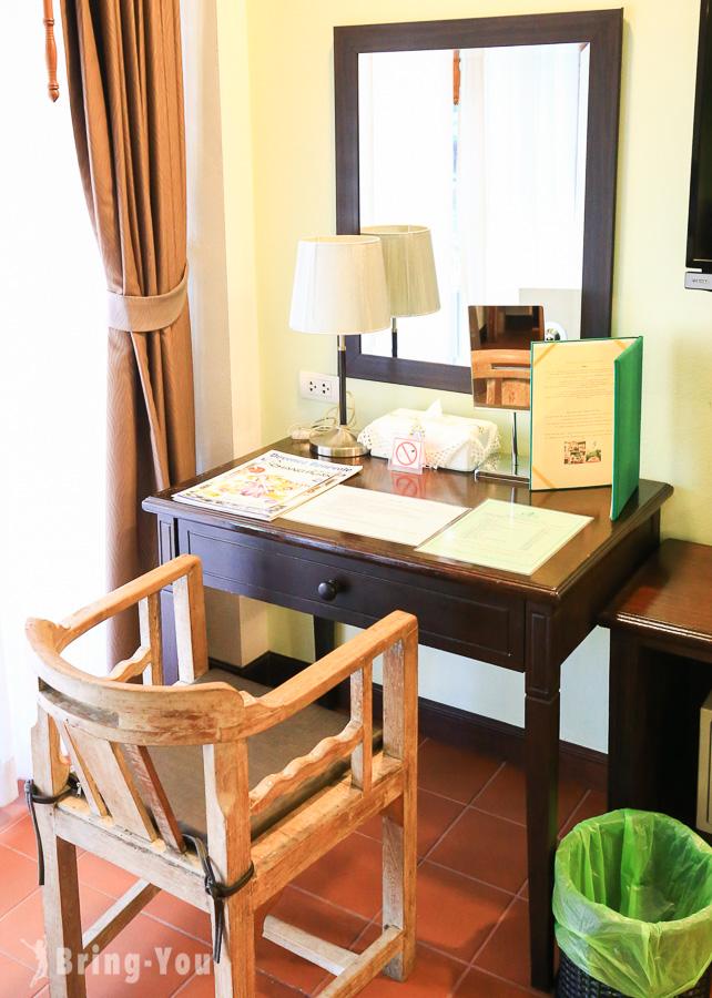 清邁古城區中心住宿Baan Huen Phen