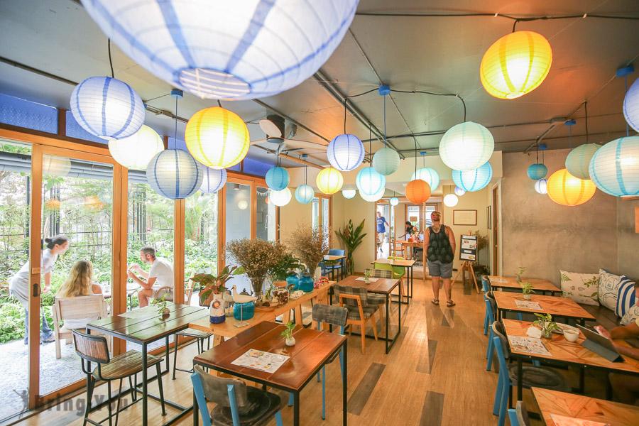 【曼谷住宿推薦】Tints of Blue ,鄰近BTS Asok車站優質設計感旅店
