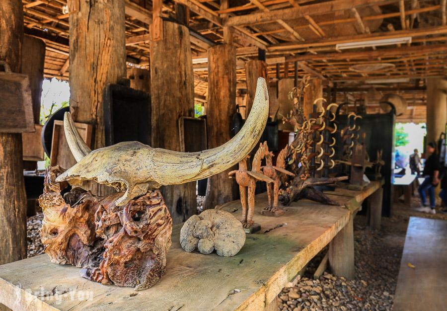 清萊黑廟(黑屋博物館)