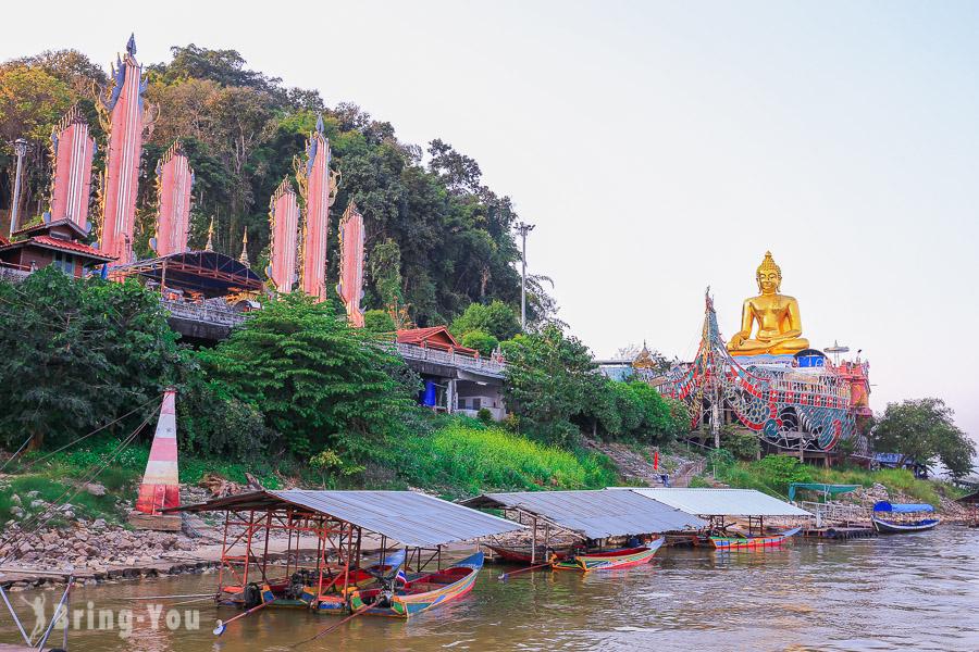 【泰國清萊】金三角特區旅遊:揭開緬甸、寮國、泰國交界神秘的湄公河交易