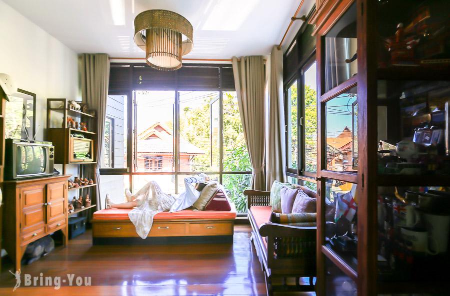 清邁古城區平價住宿Huen Hug Chiang Mai