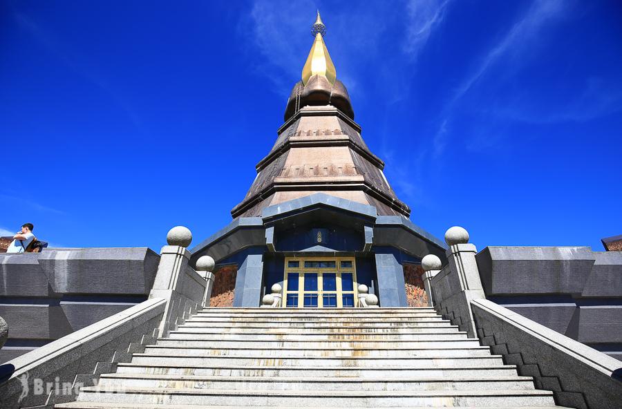 【清邁】茵他儂國家公園一日遊:走訪泰國最高峰與知名的國王皇后雙塔