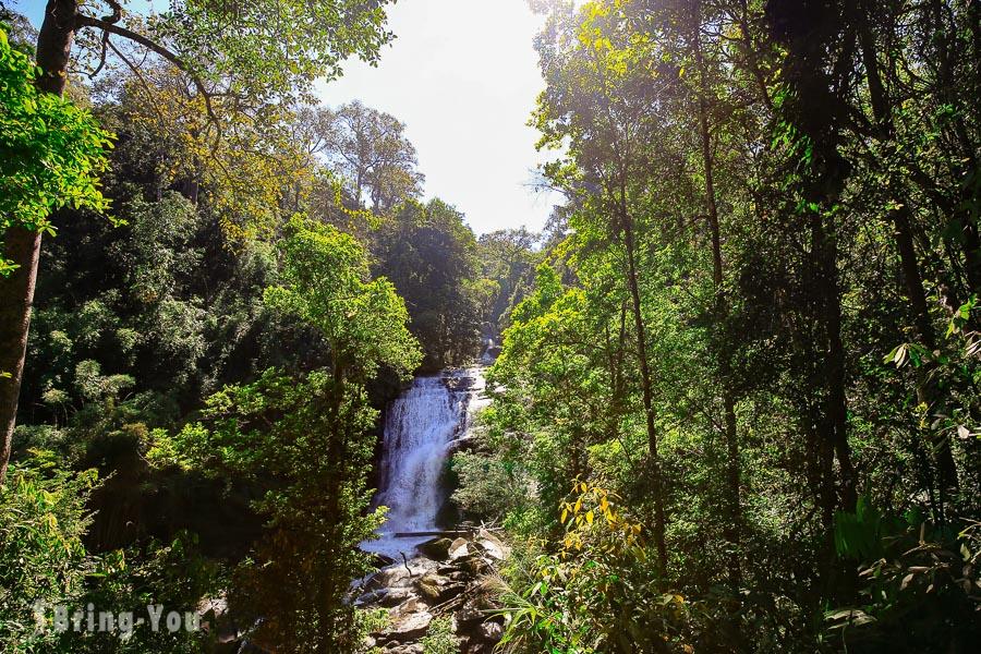茵他儂國家公園Sirithan 瀑布