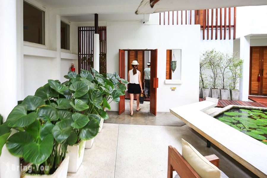 曼谷綠洲水療按摩Oasis Spa