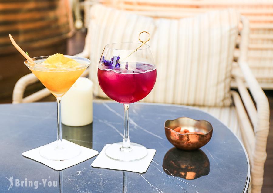 蓮花酒店高空酒吧Sirocco Sky Bar