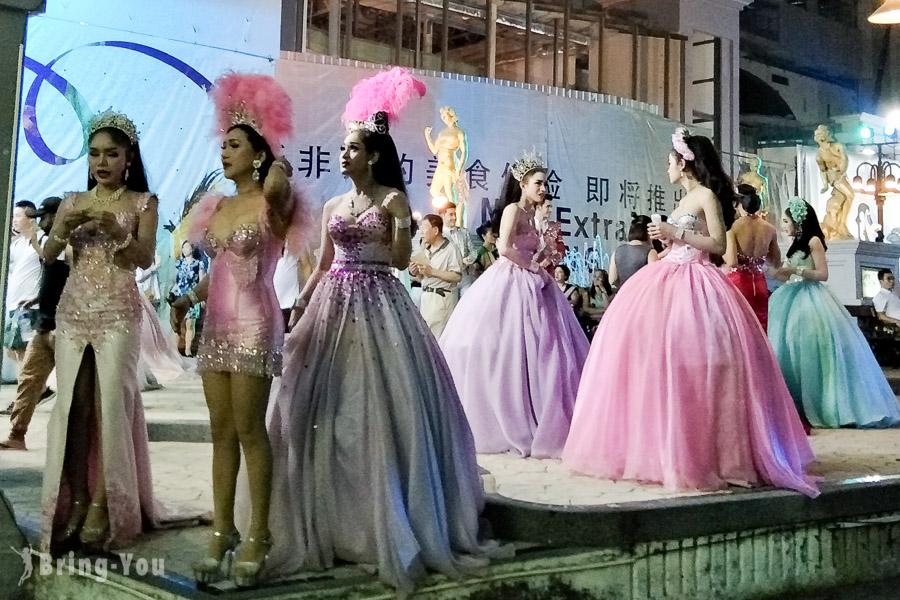 芭達雅蒂芬妮人妖秀Tiffany's Show