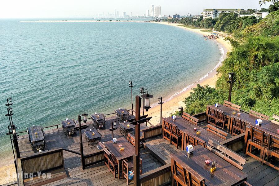 芭達雅懸崖餐廳 Rimpa Lapin Pattaya