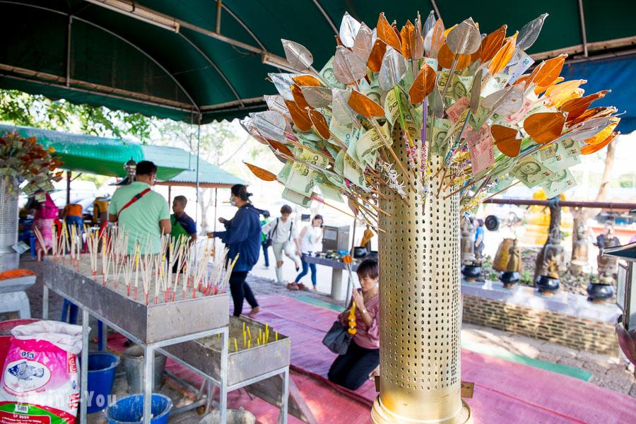 泰國樹中廟