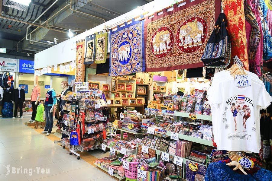 JJ Mall恰圖恰室內購物商城