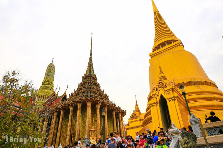 【曼谷景點】泰國必去經典旅遊景點「大皇宮&玉佛寺」