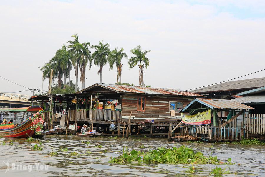 【曼谷昭披耶河一日遊】長尾船遊湄南河Maenam Chao Phraya之旅
