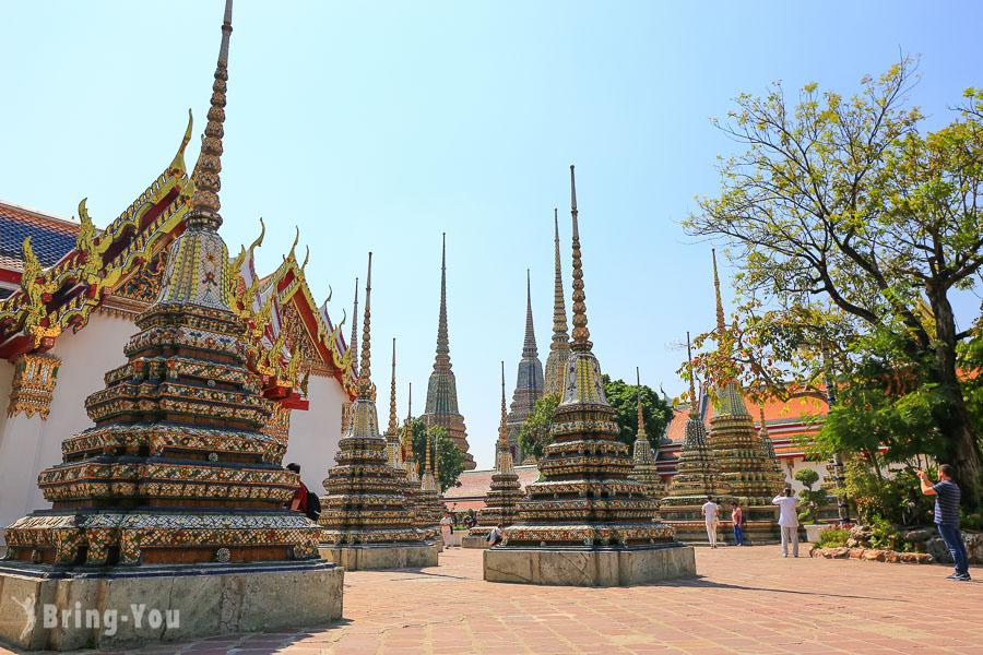 【泰國曼谷景點】臥佛寺介紹(Wat Pho) – 來曼谷最古老寺廟看巨大金臥佛