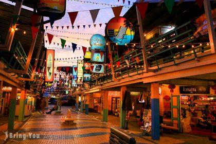 【華欣景點】華欣懷舊小鎮 PlearnWan,復古懷舊風的泰國老街