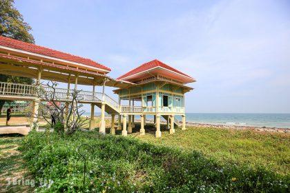 【華欣景點推薦】泰國最夢幻的海邊行宮「愛與希望皇宮」