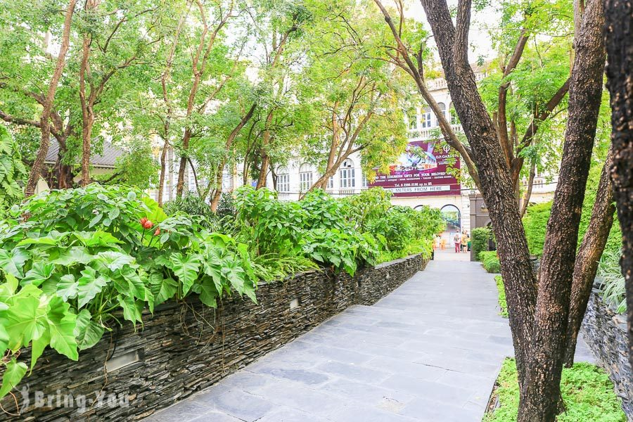 曼谷東方文華 Authors' Lounge