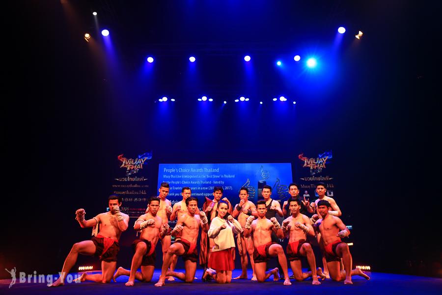 曼谷泰拳秀Muay Thai Live