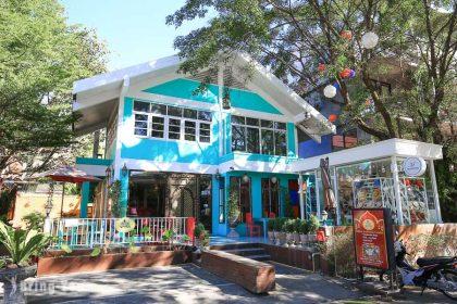 【泰國清邁⽂青景點】寧曼路商圈:1到17巷店家美食、逛街、 Maya百貨介紹
