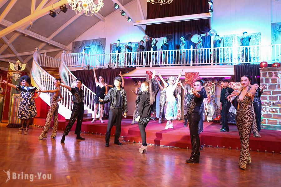 曼谷魔術人妖秀Playhouse