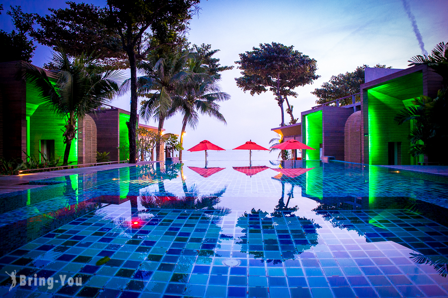 【沙美島氣氛餐廳&酒吧】Saikaew Beach Resort浪漫燭光晚餐& ZBar喝調酒