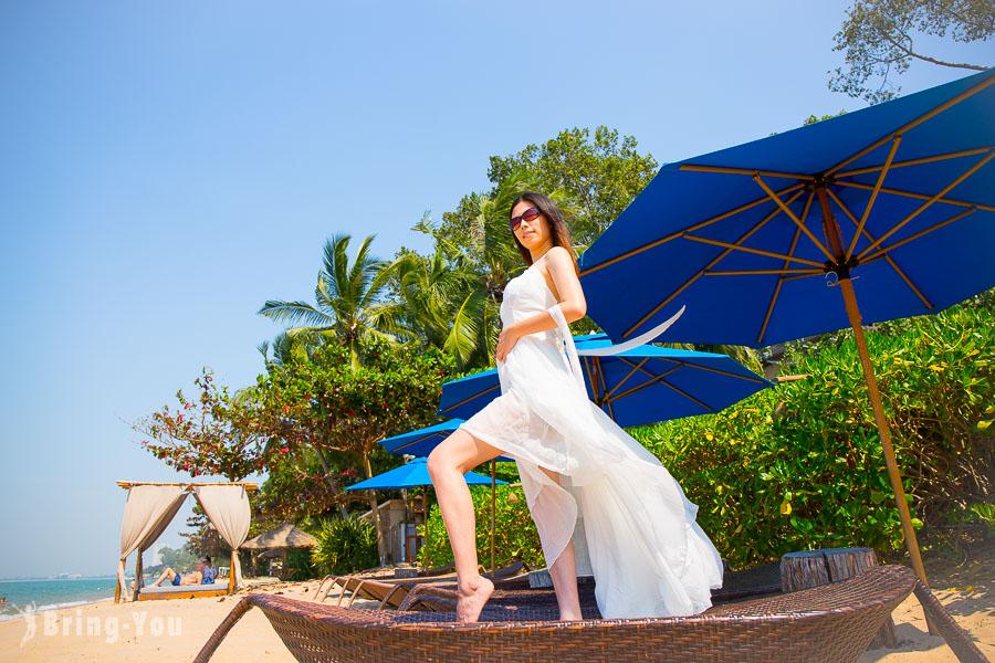 【芭達雅住宿推薦】U Pattaya,設計超美海景無邊際泳池