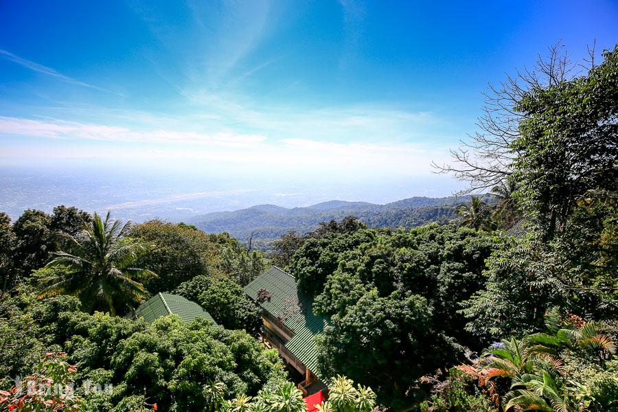 素帖山風景