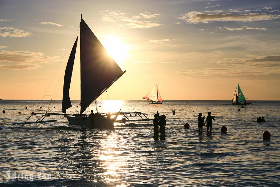 【長灘島自由行】2020旅遊行程規劃、好玩景點、機票、交通、住宿、美食推薦
