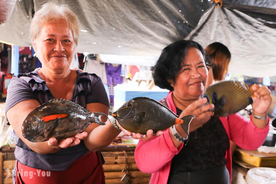 班乃島傳統市場