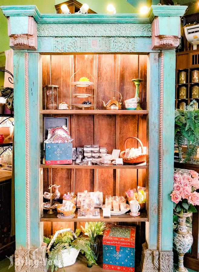 清邁孔雀茶屋下午茶