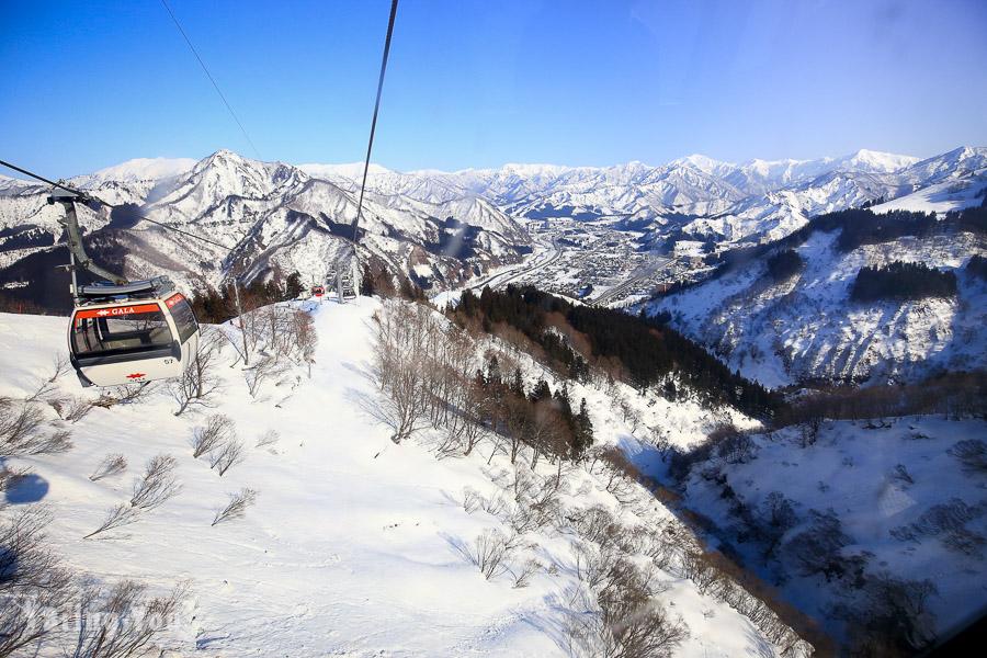 【日本新潟】越後湯澤一日遊:滑雪場、旅遊景點、交通、美食、住宿介紹