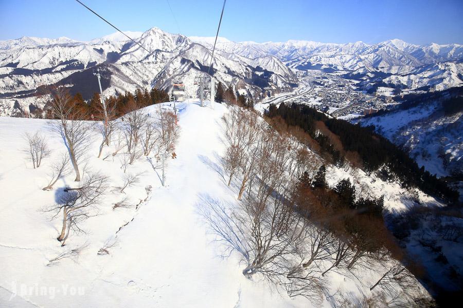 【新潟|越後湯澤地區】GALA湯澤滑雪場:東京近郊新幹線75分鐘直達!
