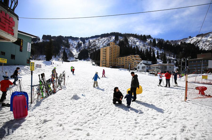 一本杉滑雪場
