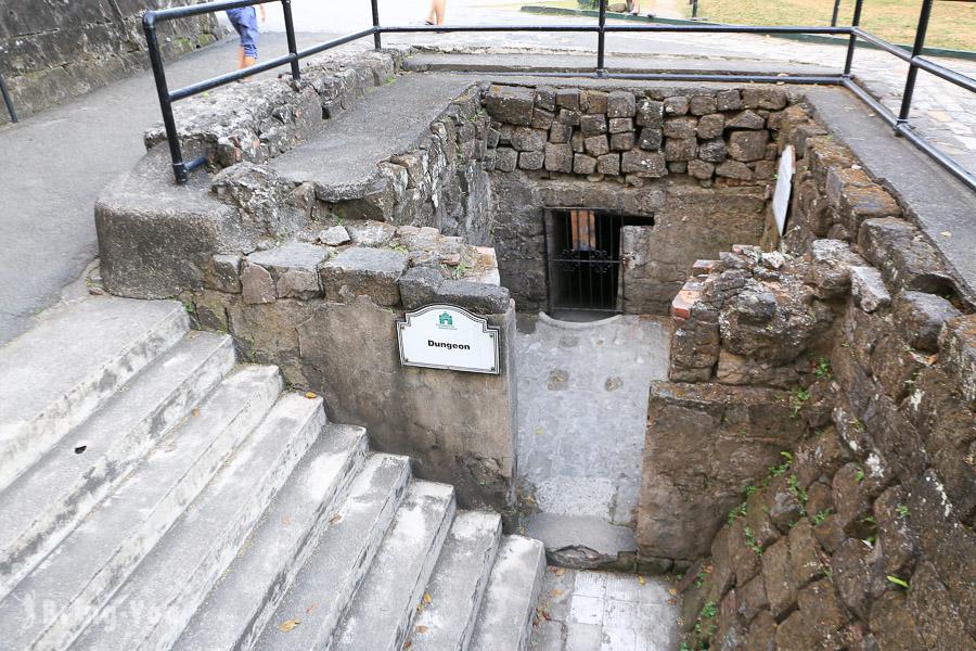 馬尼拉西班牙古城區景點