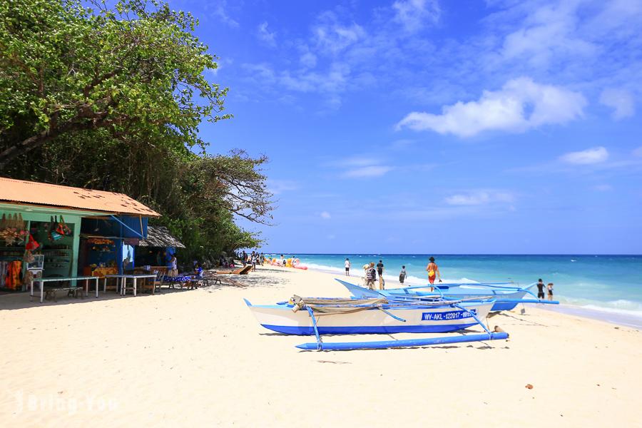 長灘島沙灘