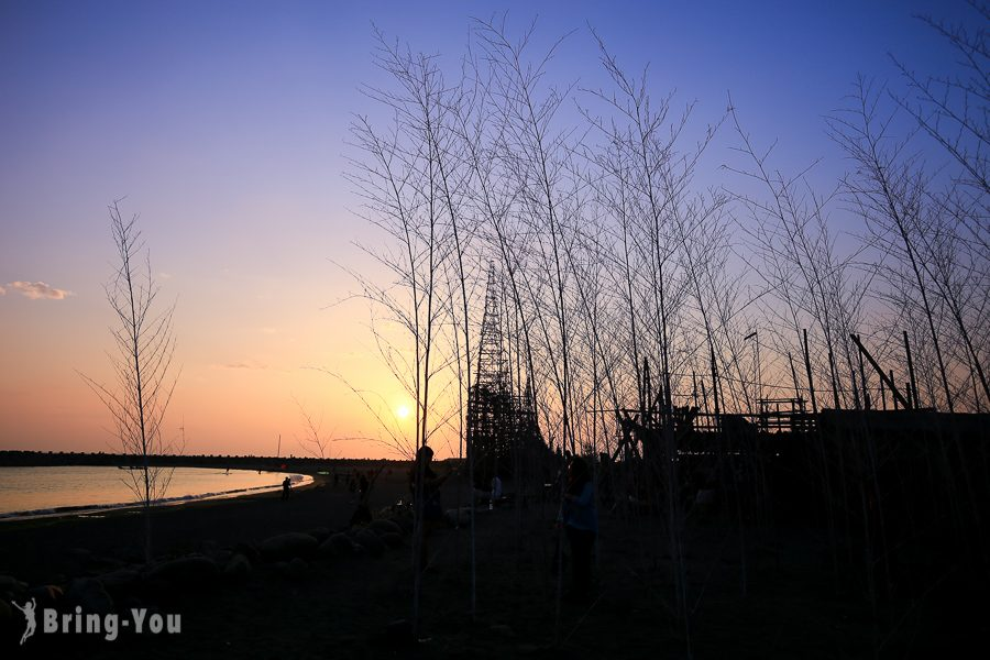 台南漁光島