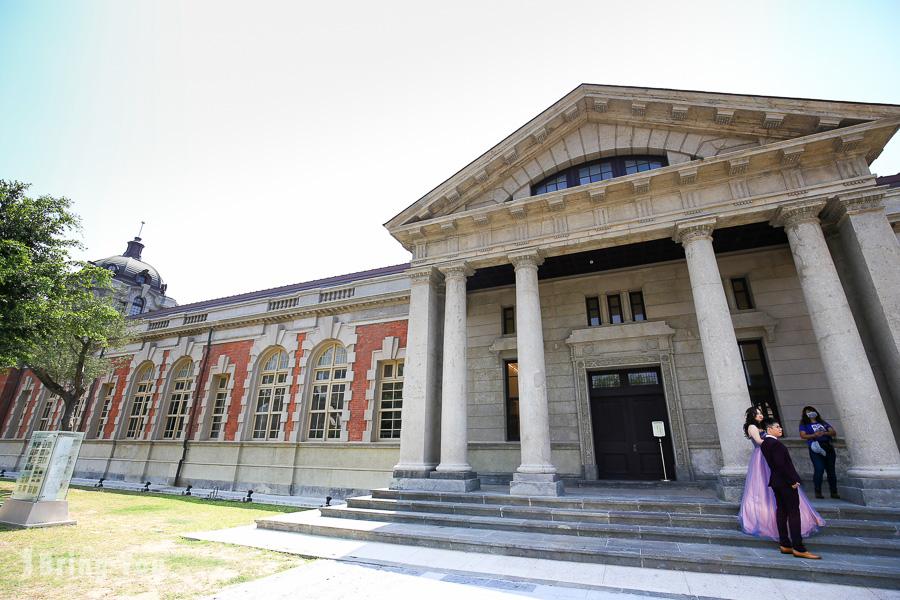 【台南新景點】台南司法博物館,巴洛克風建築拍婚紗景點