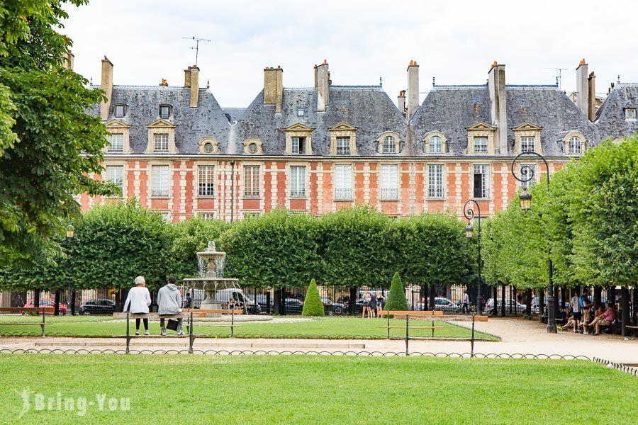 巴黎瑪黑區景點