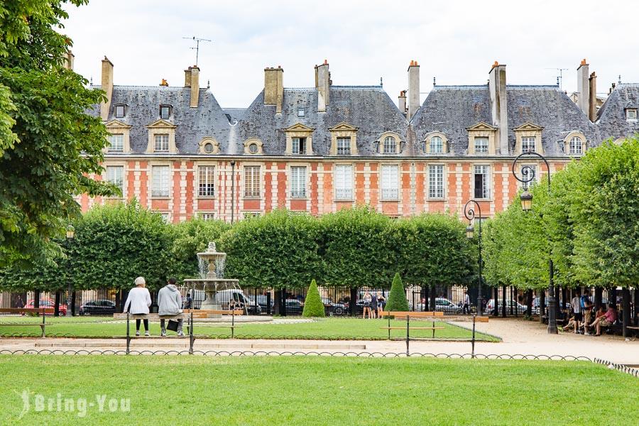 【巴黎瑪黑區景點】走訪Le Marais設計小店:巴士底市集、孚日廣場、雨果之家、聖保羅村