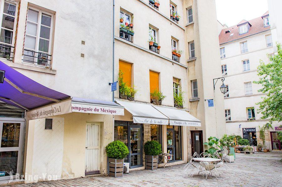 巴黎聖保羅藝術村