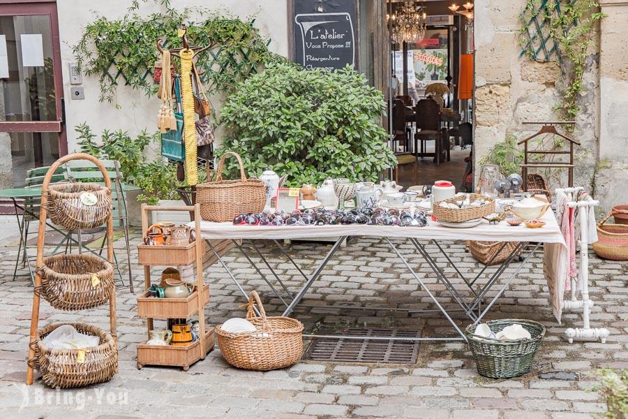 【巴黎】走訪瑪黑區寧靜的一角「聖保羅藝術村」、巴士底廣場巡禮