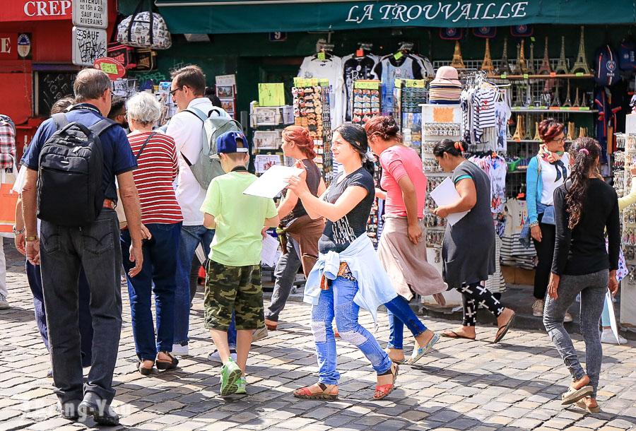 【歐洲自助】法國&義大利旅遊防搶防竊防盜注意事項:扒手招數分享、防搶包推薦