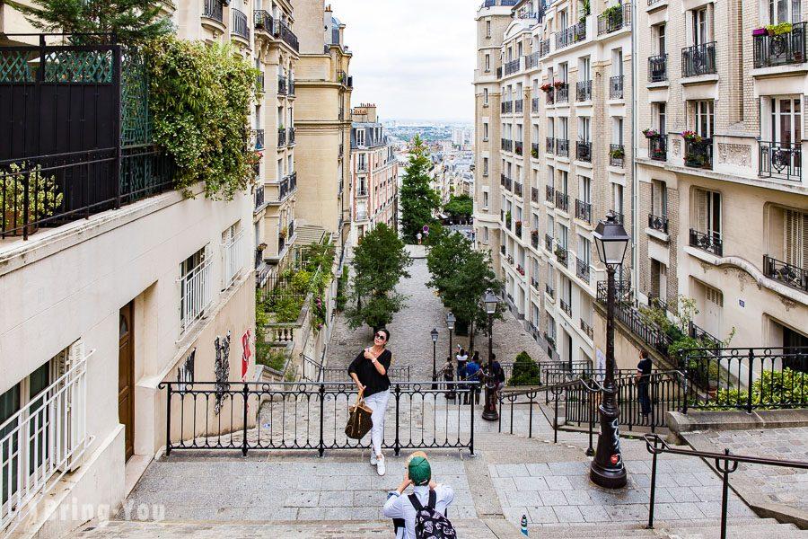 巴黎蒙馬特高地