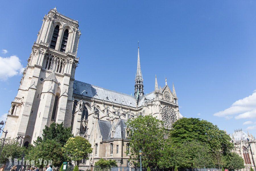 巴黎聖母院教堂