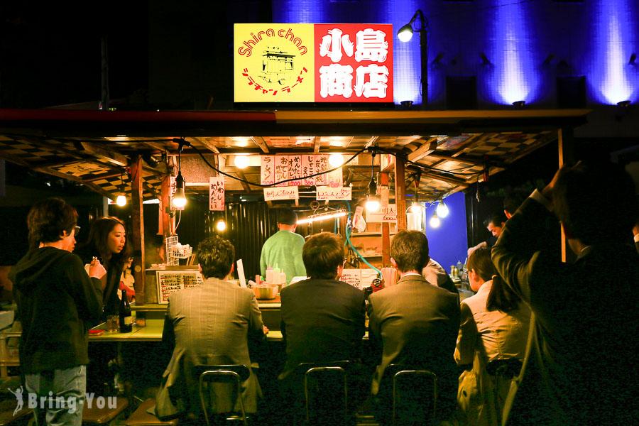 【福岡自由行】博多運河城Canal City Hakata、中州屋台酒吧